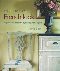 Annie Sloan Buch - creating the french look