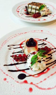 Nachtisch Dessert Tiramisu