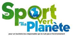Un sport qui ne nuit pas à l'Environnement
