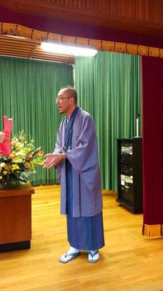 はづき師匠熱演!和服です・日本に生まれてよかった
