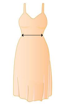 Plus Size Kleid , Kleider ab Größe 46 , lange Kleider
