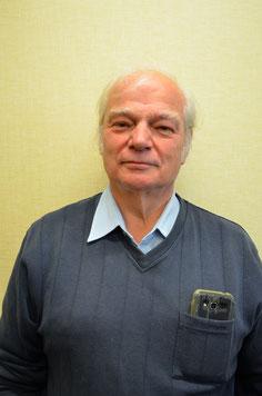 Vice Président Daniel OUDJEHIH