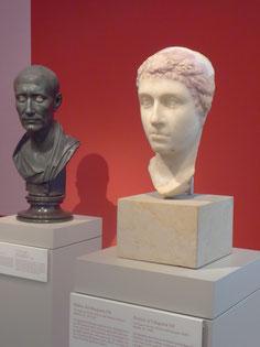 Berlin, Museumsinsel: Kleopatra und Caesar