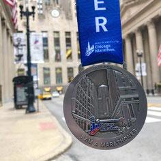 13.10.2019 Chicago Marathon