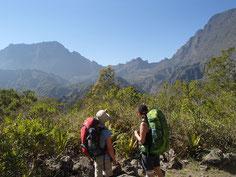 guide montagne la Réunion