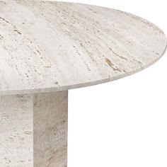 Svetainės stalai iš natūralaus ir dirbtinio akmens
