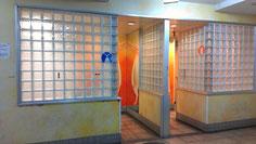 北九州市小倉北区 魚町 トイレリフォーム 解体 縮小 店舗スペース