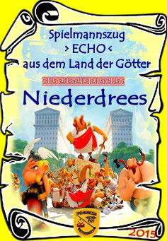 Spielmannszug Niederdrees Römer Karneval 2015