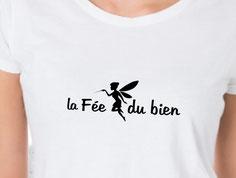 tee shirt fée