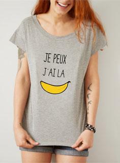 tshirt banane
