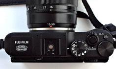 Fujifilm X-M1