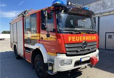 Abbiegeassistentzsysteme für Feuerwehr und Kommunalfahrzeuge. Anbaugeräte stören das System nicht. Radargestützt mit Personenerkennung. Keine Fehlalarme und Förderfähig mit ABE, für Mercedes, MAN, DAF, IVECO, Volvo, Scania