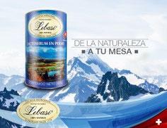 Lebasi venta por catalogo de lactosuero en polvo 100% natural para preparar bebidas saludables para toda la familia. Lebasi empresa de venta directa de lactosuero y multinivel. Producto suizo con presencia en america