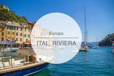 Reisetipps, Highlights, Schöne Strände, Italienische Riviera, Blumenriviera, Die Traumreiser
