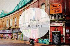 Die Traumreiser, Reisetipps, Reiseführer, Belfast