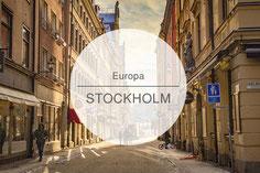 Stockholm, Schweden, Reisetipps, Tipps, Highlights, Die Traumreiser