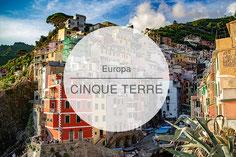 Die Traumreiser, Reisetipps, Reiseführer, Cinque Terre