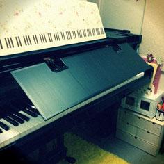 ご使用例たにぐちピアノ教室さま