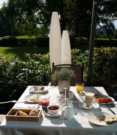 Frühstück Hotel Kieler Kaufmann