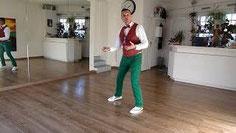 ****** Jingle Bell Rock ****** danse en ligne spécial... Noël !!!