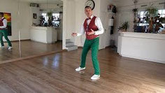 ****** Jingle Bell Rock ****** première danse en ligne spécial... Noël !!!