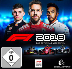 F1 2018 Cover