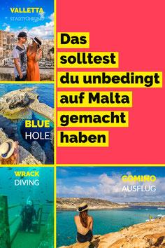Malta Urlaub Ausflüge, Sehenswürdigkeiten und Unterkünfte