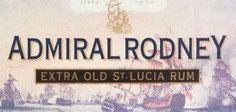Admiral Rodney - Rum aus St. Lucia