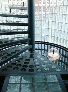 Glasbausteine-center.de Glasbausteine-center betongläser Glasstahlbeton Fertigteile FT-Glasbausteine FT-Betongläser Runde  kreisrund solaris treppen paneele  Glass Blocks Pavers Solaris Beton læser  konkrete briller Concrete Glass bril betong briller beto
