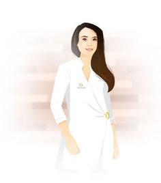 Joanna Kalinowska Illustration Person