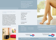 Infomaterial zur Schaumsklerosierung