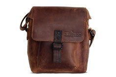 Margelisch ecoleather, messenger