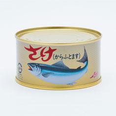 ストーさけ水煮(からふとます),ストー缶詰株式会社