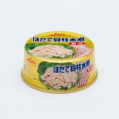 ストーほたて貝柱水煮割肉(金色),ストー缶詰株式会社