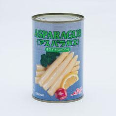 ストー中国産アスパラガスホワイトL,M,S,ストー缶詰株式会社