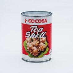 COCOSA南米産トップシェル水煮,ストー缶詰株式会社