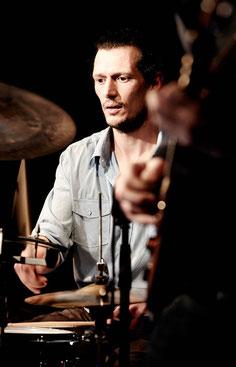 Gianni Legrottaglie - Schlagzeug