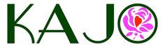 WELLNESS KAJO 英語のロゴ