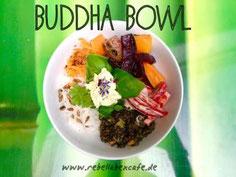 Rebella Bex Café - Buddha Bowl