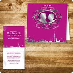 Einladungskarten Hochzeit Hochzeitskarten Hamburg