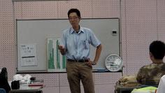 塾長の気合のオープニングトーク