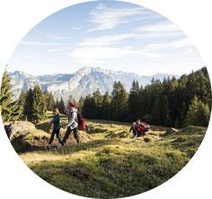 Wandern Glarus Kerenzerberg