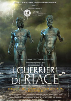 Brochure Premio-fronte (Progetto grafico: Dario Chiavarini)