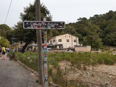 auf dem Weg zum Puig Major