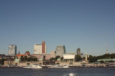Hafen...
