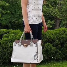Babymoov Wickel-Handtasche, Wickeltasche und Handtasche in einem