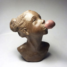 Fonderie d'Art Ilhat, sculpture, bronze, patine, Anne-Laure Peres