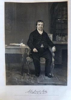 Johann Jakob Astor als Stich