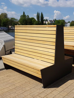Noma D Doublesided Seat