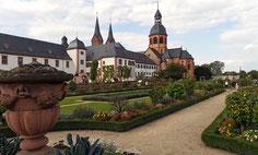 Garten der Abtei, Seligenstadt